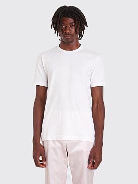 Comme des Garçons Shirt Forever T-Shirt White