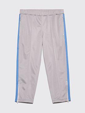 Comme des Garçons Shirt Cropped Track Pants Grey