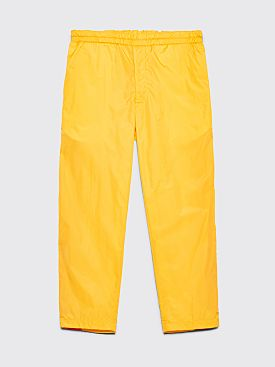 Comme des Garçons Shirt Boys Track Pants Yellow / Pink