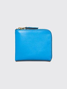 Comme des Garçons Wallet SA3100 Blue