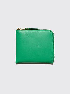 Comme des Garçons Wallet SA3100 Green