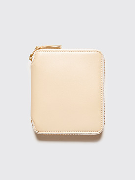 Comme des Garçons Wallet SA2100 Cream White