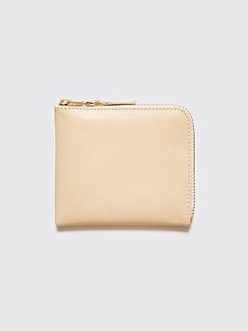Comme des Garçons Wallet SA3100 Cream White