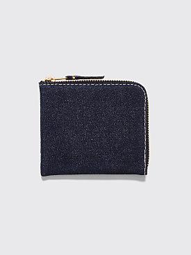 Comme des Garçons Wallet SA3100 Denim