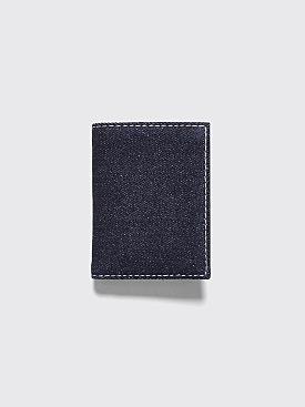 Comme des Garçons Wallet SA0641 Denim
