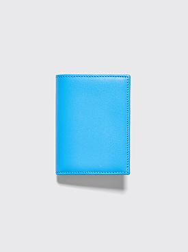 Comme des Garçons Wallet SA0641 Blue