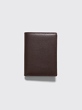 Comme des Garçons Wallet SA0641 Brown