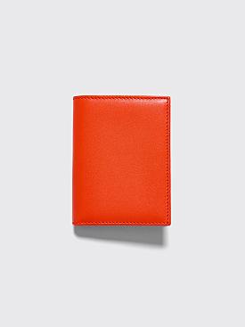 Comme des Garçons Wallet SA0641 Orange