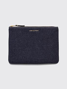 Comme des Garçons Wallet SA5100 Denim