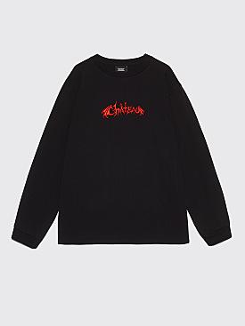 Château Witch Long Sleeve T-Shirt Black