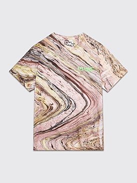 Chinese New Year HDNYC Marbled T-shirt Camo