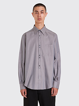 Cobra S.C. Double Button Shirt Silver