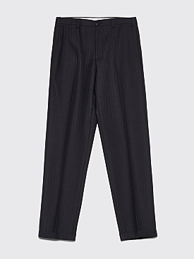 Cobra S.C. Classic Wool Pants Charcoal / Violet