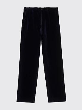 Cobra S.C. Classic Velvet Pants Navy