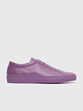 Common Projects Original Achilles Low Purple