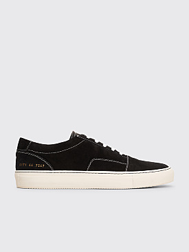 Common Projects Skate Low Suede Black