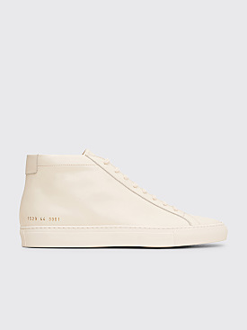 Common Projects Original Achilles Mid Warm White
