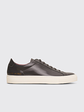 Common Projects Achilles Premium Grey / Red