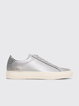 Common Projects Achilles Premium Silver / Black