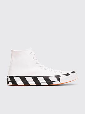 Converse x Off-White Chuck Taylor 70 Hi White / Cone / Black