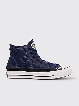 Converse x P.A.M. Chuck 70 Zip Off High Medieval Blue