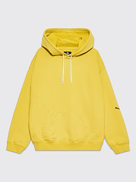 Converse x P.A.M. Pull Over Hooded Sweatshirt Green Sheen