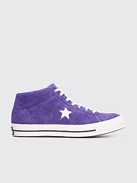 Converse One Star Mid New Orchid