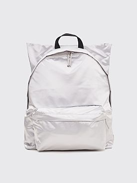 Raf Simons x Eastpak Poster Padded Backpack Silver / Black