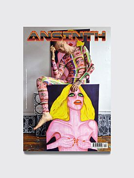 Ansinth Issue 2 2018