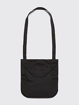 Engineered Garments Shoulder Pouch Bag Black