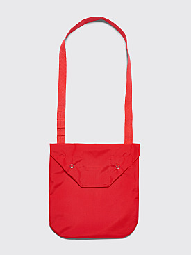 Engineered Garments Shoulder Pouch Bag Red