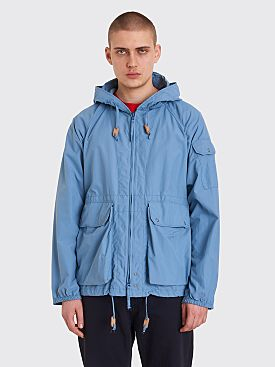 Engineered Garments Atlantic Nylon Parka Light Blue
