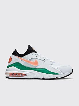 Nike Air Max 93 'Watermelon' White / Crimson Bliss
