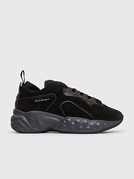 Acne Studios Rockaway Sneakers Multi Black