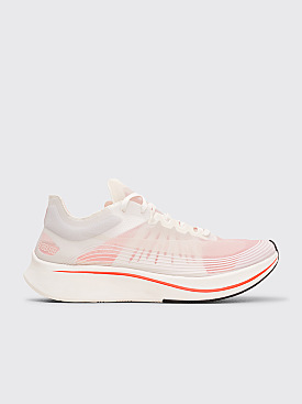 Nike Running Zoom Fly SP White / Sail / Bright Crimson