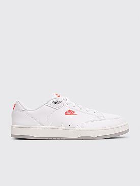 Nike Sportswear Grandstand 2 Premium White / Solar Red / Wolf Grey