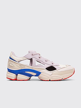 Adidas x Raf Simons Replicant Ozweego 'USA' Clear Brown / White / Lilac