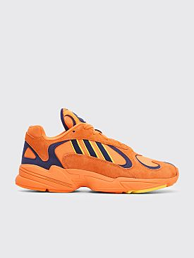 Adidas Originals Yung-1 Hi-Res Orange / Shock Yellow