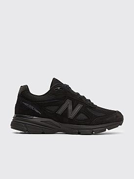 New Balance M990 Black / Black