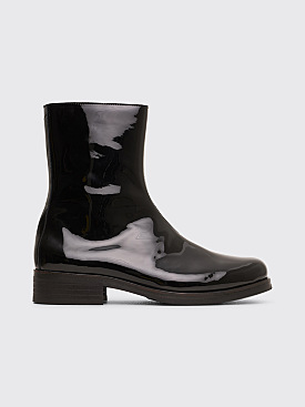Our Legacy Camion Boot Patent Black