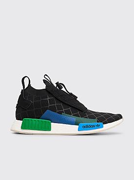 Adidas Consortium x Mita NMD TS1 PK Black / Blue / Green