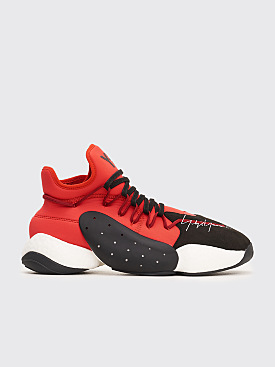 Y-3 Byw Bball Core Black / Lush Red / Core White