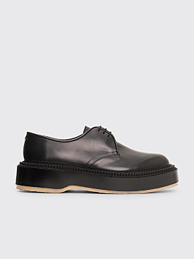 Adieu x Undercover Type 54C Polido Derby Shoes Black
