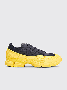 Adidas x Raf Simons Ozweego Bright Yellow / Night Navy