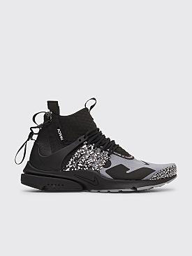 NikeLab x Acronym Air Presto Mid Cool Grey / Black
