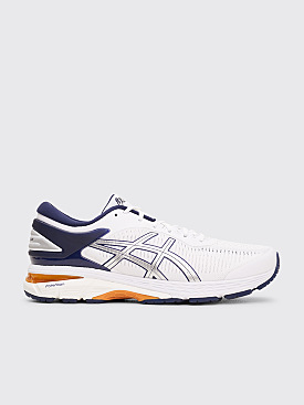Asics x Naked Gel-Kayano 25 White / Peacoat