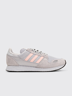Adidas Originals ZX 452 SPZL Clear Grey / Hazel Coral / Clear Onix