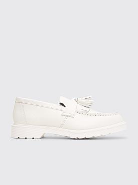 Gosha Rubchinskiy x Dr Martens Loafer Shoe White