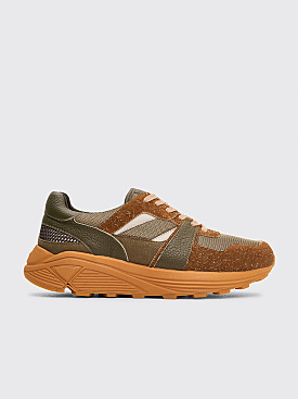 Tomo & Co Tomotaka Fictional Country Trainer Khaki