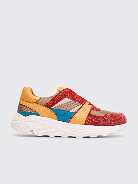 Tomo & Co Tomotaka Fictional Country Trainer Red / Yellow